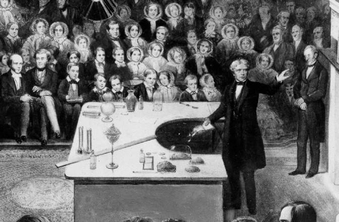 Fim da inocência: configurações sociais do discurso científico