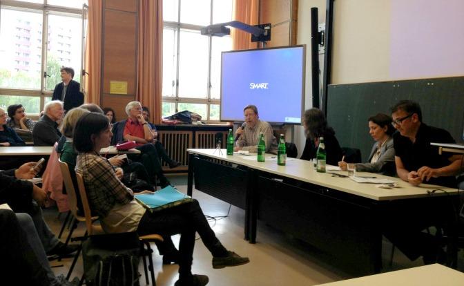 Assimetrias e diálogos equitativos nas academias centrais e periféricas. Entrevista com o professor Sergio Costa, Parte V