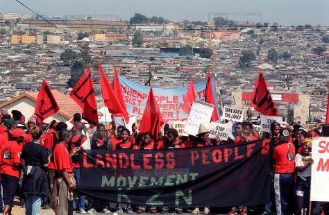 Landless People's Movement: um exemplo de narrativa não exemplar