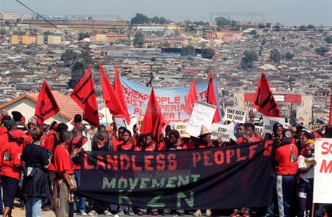 Landless People's Movement: um exemplo de narrativa não exemplar