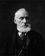 William Thomson, também Lorde Kelvin: uma figura pioneira, na visão do autor, do regime transitório.
