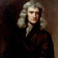 Newton: exemplo de gênio que precede o surgimento das disciplinas.