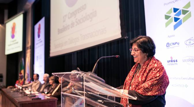Sociology in a tumultuous world. Interview with ISA President, Margaret Abraham