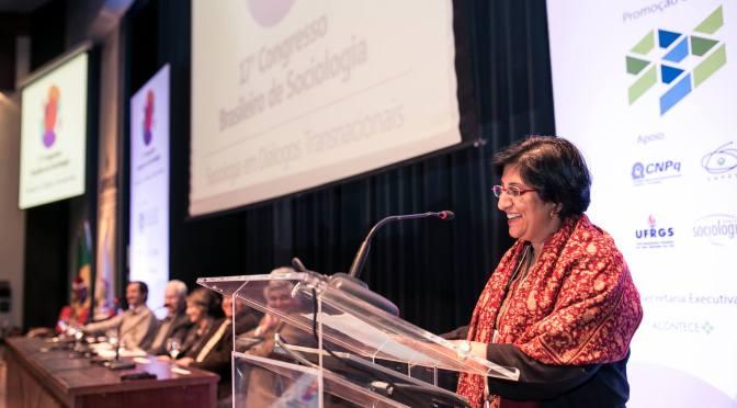 Entrevista com Margaret Abraham, presidente da ISA