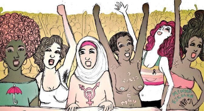 Participação e Mudança: O lugar da transexualidade no feminismo.