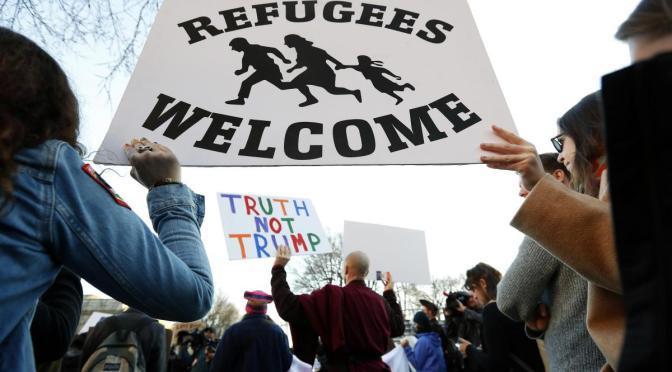 Em meio ao banimento de Trump aos muçulmanos, todos os acadêmicos têm uma responsabilidade para agir