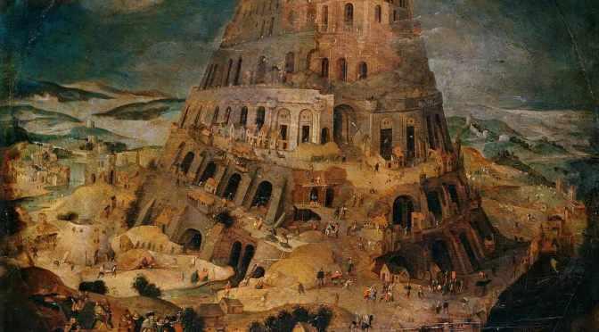 Deixando a Torre de Marfim